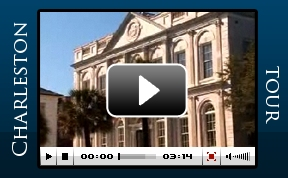downtown Charleston Walking Tours