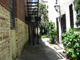 Four Post Alley